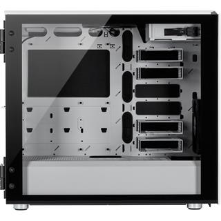 CAJA CORSAIR CARBIDE SERIES 678C BLANCA