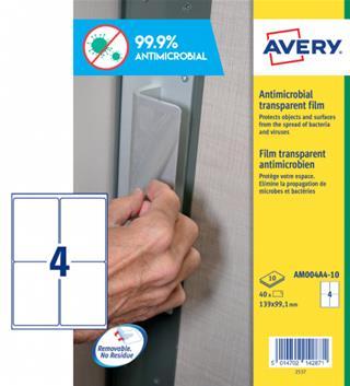 Revestimiento antibacteriano certificado caja 10 ...