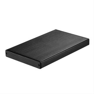 "CAJA EXTERNA 2.5"" SATA TOOQ NEGRA USB 3.0"