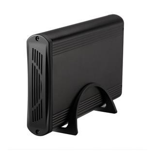 """Caja externa Tooq TQE-3526B 3.5"""" SATA a USB 3.0 Negra"""