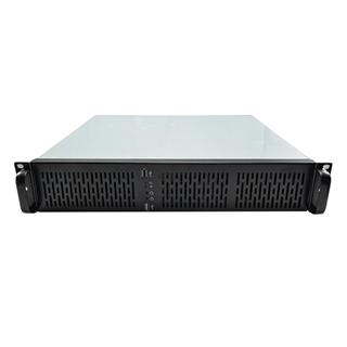 "CAJA RACK 19"" 2U UNYKA 2129 GREY/BLACK USB 3.0"
