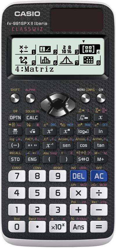 Calculadora científica de 12 dígitos Casio ...