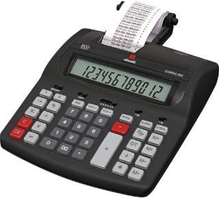 Calculadora impresora Olivetti Summa 303