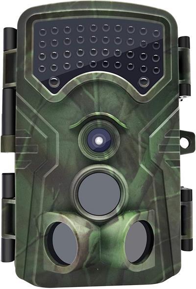 Cámara camuflaje Braun Scouting Black1300