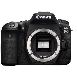 Cámara Canon 90D réflex 32MP WiFi