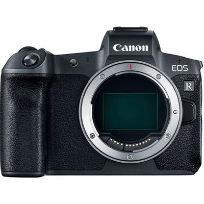 Cámara Canon EOS R Body (no adapter) WiFi 4K ...