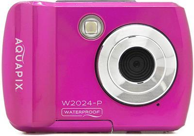 Cámara Easypix Aquapix W2024 Splash rosa