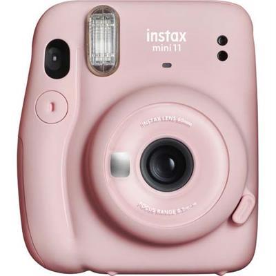Cámara Fujifilm instax mini 11 blush pink
