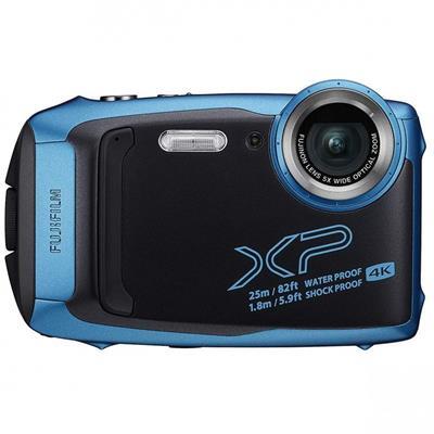 Cámara Fujifilm XP 140 Sumergible 16.4MP ...