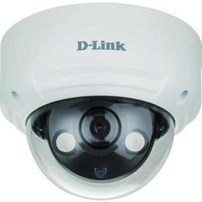 Cámara IP D-Link 4MP H.265 Dome exterior