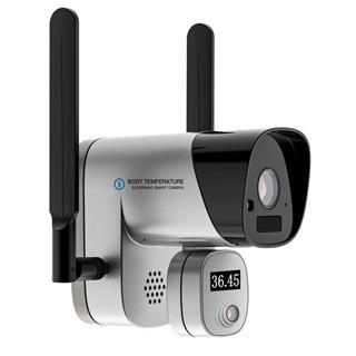Cámara IP WiFi 2 Megapixel - Medición de ...