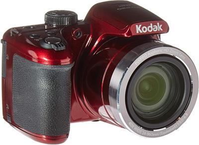Cámara Kodak Astro Zoom AZ401 rojo
