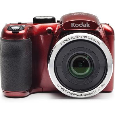 Cámara Kodak PixPro Astro Zoom AZ252 16MP Roja