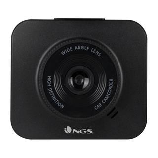 Cámara NGS Owl Ural Dash Cam 720p negra