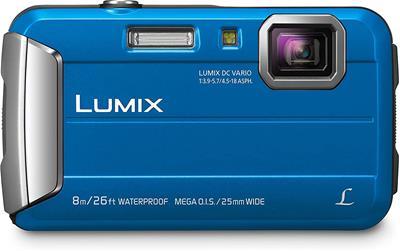Cámara Panasonic Lumix DMC-FT30 azul