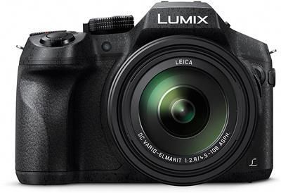Cámara Panasonic Lumix DMC-FZ300 negro