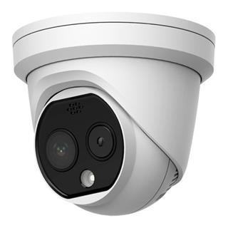 Cámara térmográfica Dual IP Safire - 160x120 Vox ...