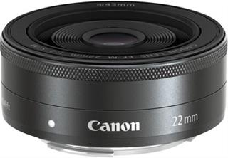 CANON EF-M 22MM F/2.8 STM             S