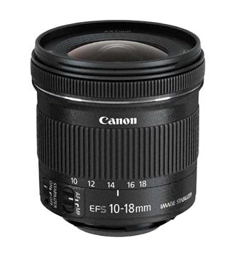 CANON EF-S 10-18MM IS STM             S