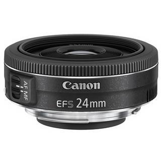 CANON EF-S 24MM 1:2.8 STM             S