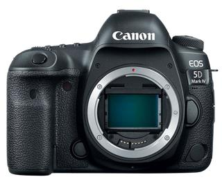 CANON EOS 5D MARK IV 30.4 MP ONLYBOD 45MB 3.2IN LCD BLACK AIP 1