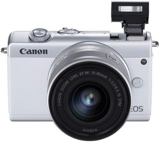 Canon EOS M200 MILC + EF15-45MM F/3.5-6.3 IS STM ...