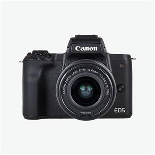 CANON EOS M50 BK M15-45 S EU26       24.1MP 15XOPT 3.0INLCD BLAC