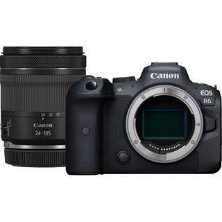 CANON EOS R6+RF24-105 IS STM         20MPX 20FPS ...