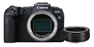 Cámara Canon EOS RP Body + EF-EOS R adapter