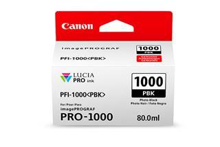 Tinta negra Canon PFI-1000