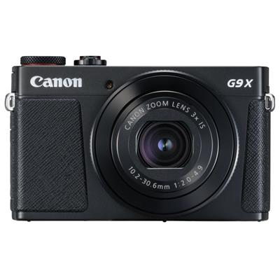 CANON POWERSHOT G9 X MARK II BLACK   CU