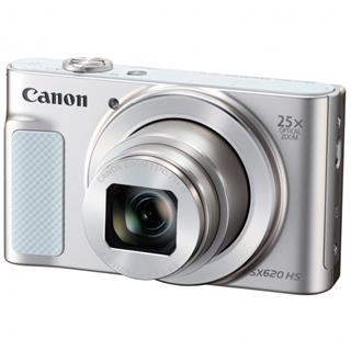 CANON POWERSHOT SX620 HS WHITE       20.2MP 18X ...