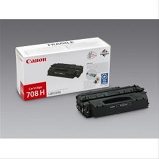 Canon TONER NEGRO CRG 708H ALTA CAPACIDAD