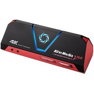 Capturadora Avermedia 2 Plus Live Gamer Portable ...