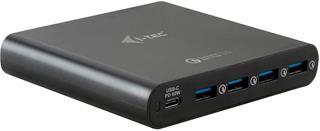 Cargador I-Tec 80W USB-C/USB-A PD 8