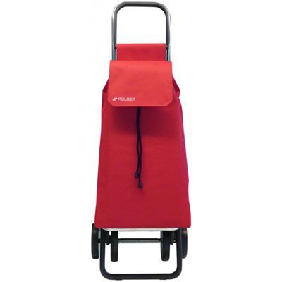 Carrito compra Rolser Saq022 Rojo 4 Ruedas no ...