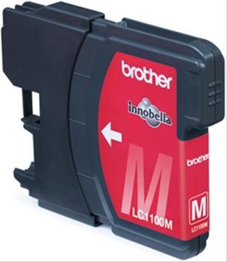 CARTUCHO BROTHER LC1100M MAGENTA