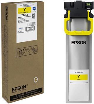 Tinta epson yellow xl t9454