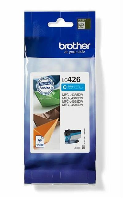 CARTUCHO TINTA BROTHER LC426 CYAN MFCJ4540DW  ...