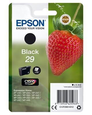 CARTUCHO TINTA EPSON 29 BLACK