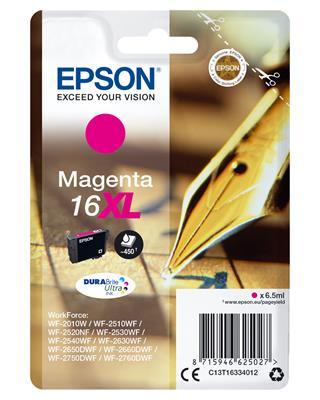 CARTUCHOS DE TINTA MAGENTA 16XL EPSON INK CARTR ...