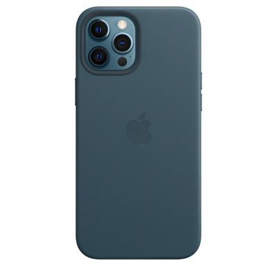 Cases  Acc. Case Apple 12 Max Magsafe Leather Blue