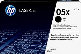 TONER HP PRINT CART BLACK W/SPT 133X205