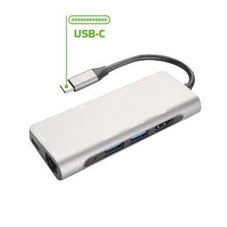 CELLY USB-C A (2)USB 3.0. SD. MICROSD. HDMI Y USB-