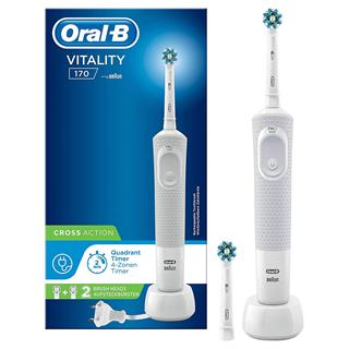 Cepillo Dental Oral-B D170 Vitality CrossAction ...