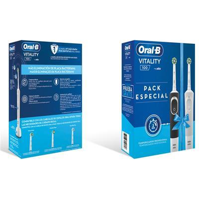 Cepillo eléctrico dental Braun Oral-B Vitality Duo
