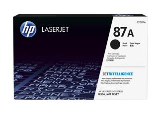 HP TONER CARTRIDGE 87A BLACK       .·