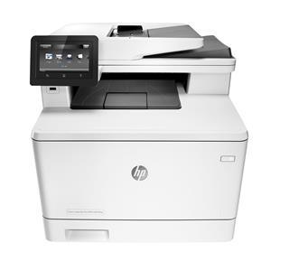 Impresora láser HP Laserjet Color M477fnw