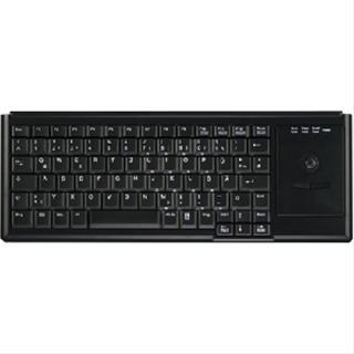 Cherry Keyboard trackball USB Black ES