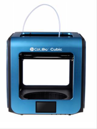 CoLiDo Impresora 3D Cubic Azul EU